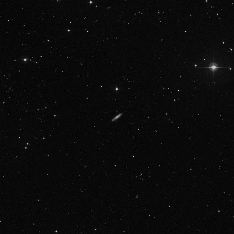 Image of NGC 5425 - Spiral Galaxy in Ursa Major star