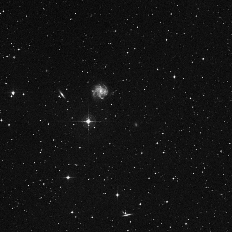 Image of NGC 5465 - Star star