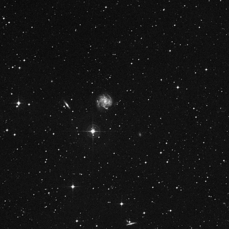 Image of NGC 5467 - Star in Virgo star