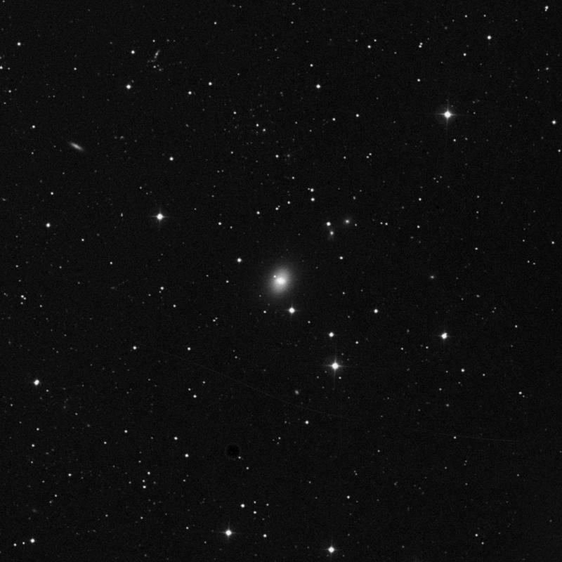 Image of NGC 5473 - Elliptical/Spiral Galaxy in Ursa Major star