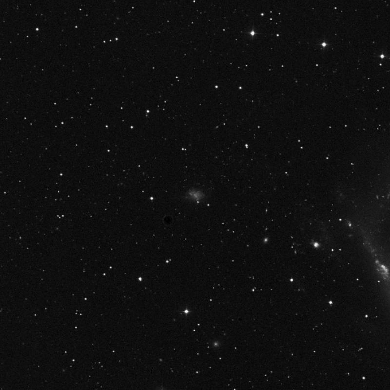 Image of NGC 5477 - Spiral Galaxy in Ursa Major star
