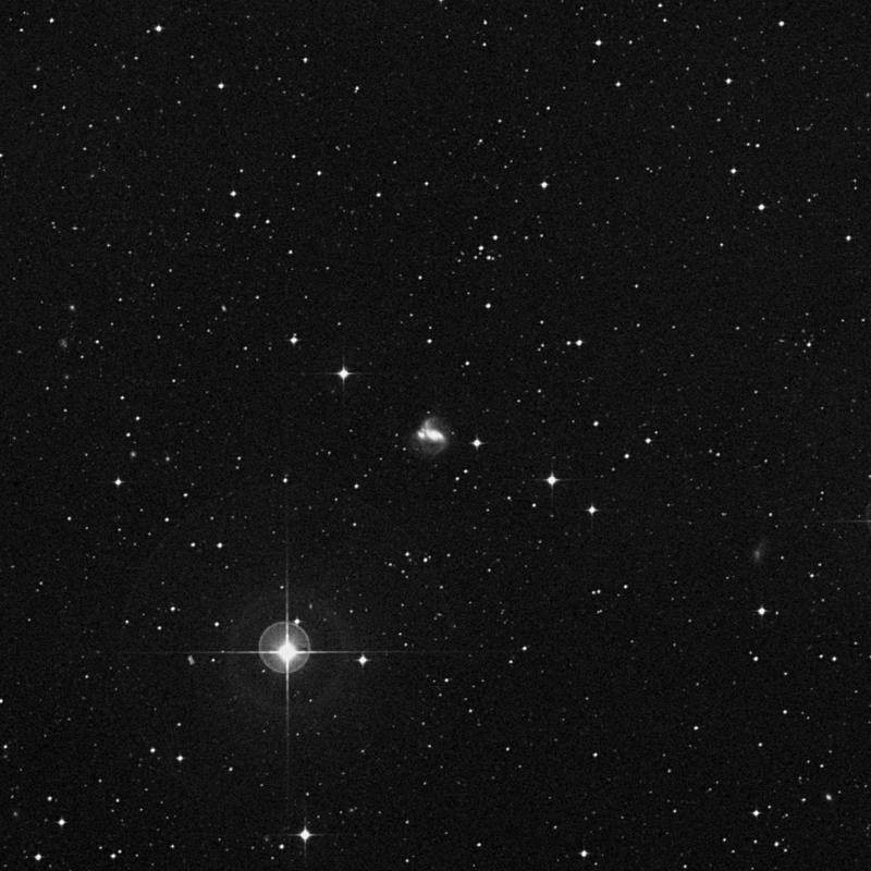 Image of NGC 5534 - Spiral Galaxy star