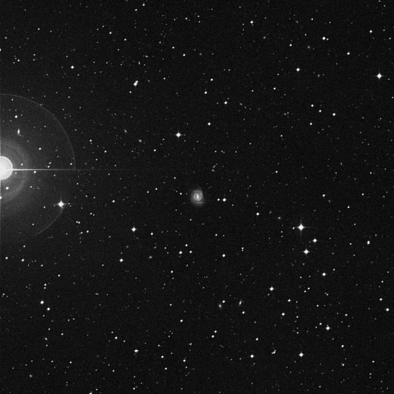 Image of NGC 5618 -  Galaxy in Virgo star