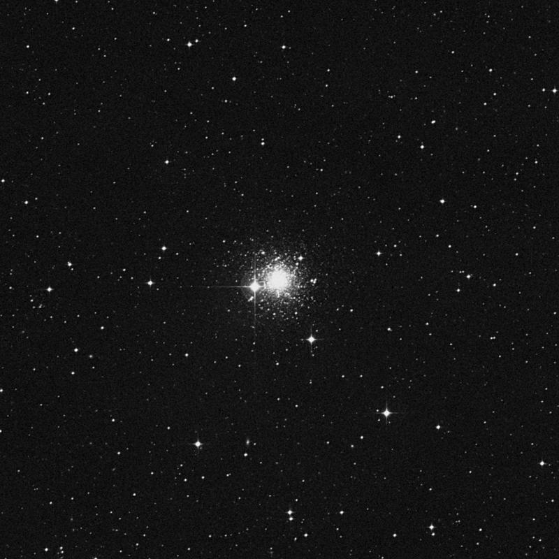 Image of NGC 5634 - Globular Cluster in Virgo star