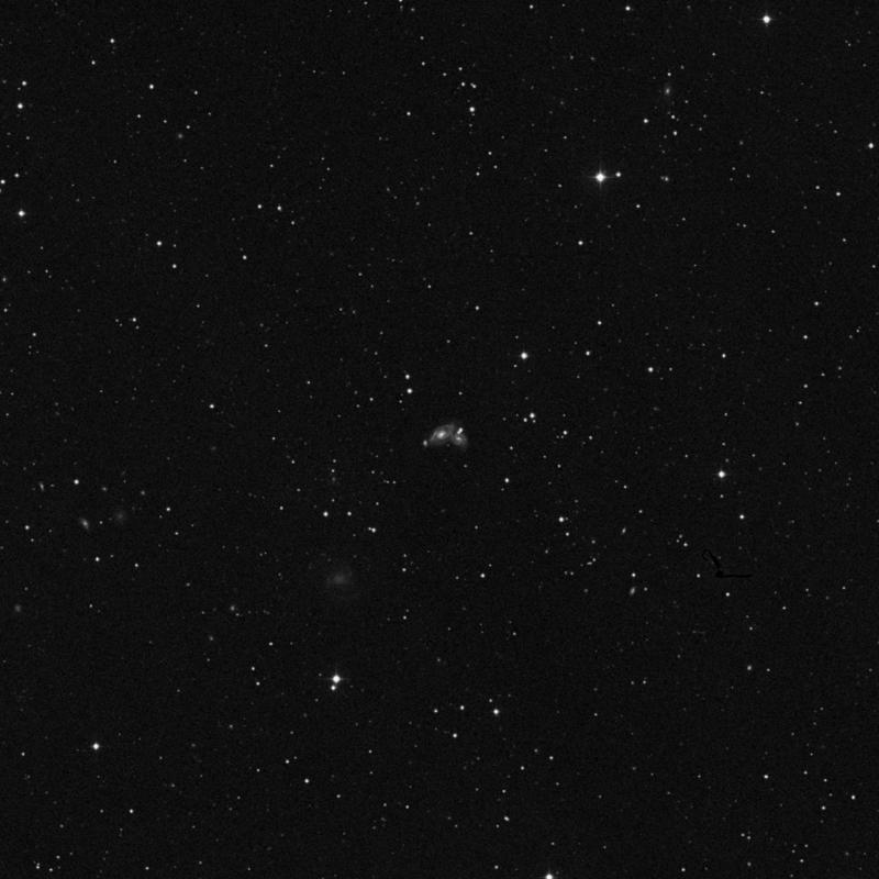 Image of NGC 5679 - Galaxy Triplet star