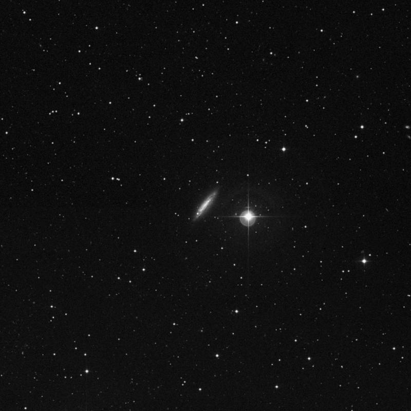 Image of NGC 5690 - Spiral Galaxy star