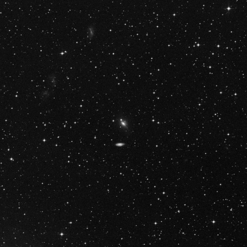 Image of NGC 5734 - Lenticular Galaxy in Libra star