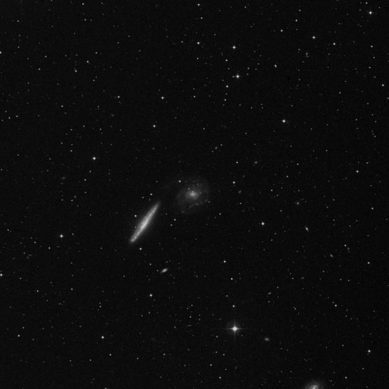 Image of NGC 5774 - Spiral Galaxy star