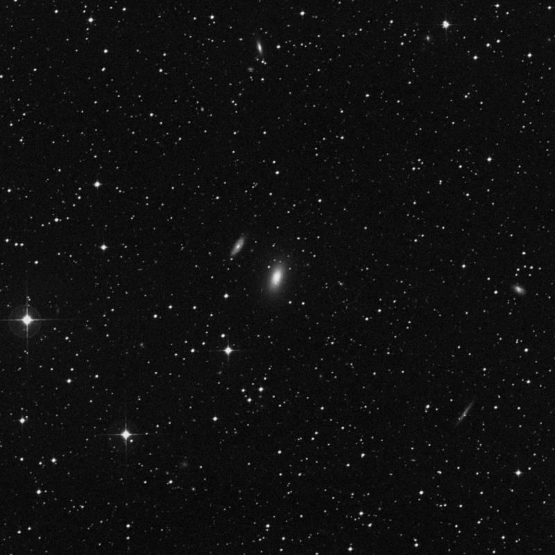 Image of NGC 5791 - Elliptical Galaxy star