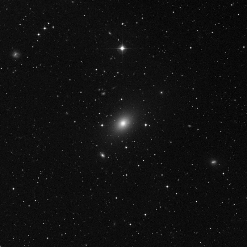 Image of NGC 5813 - Elliptical Galaxy star