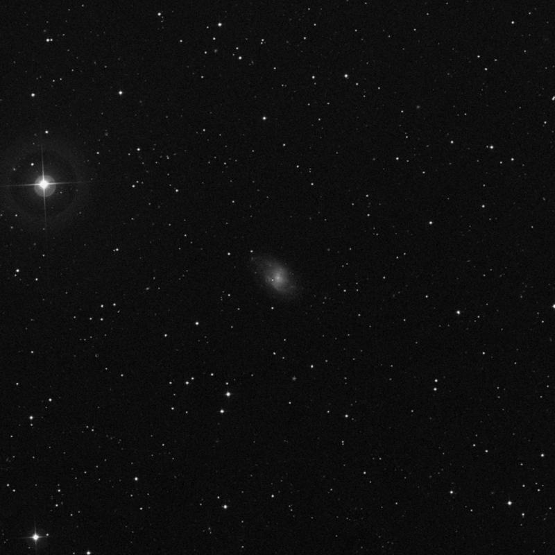 Image of NGC 5832 - Spiral Galaxy in Ursa Minor star