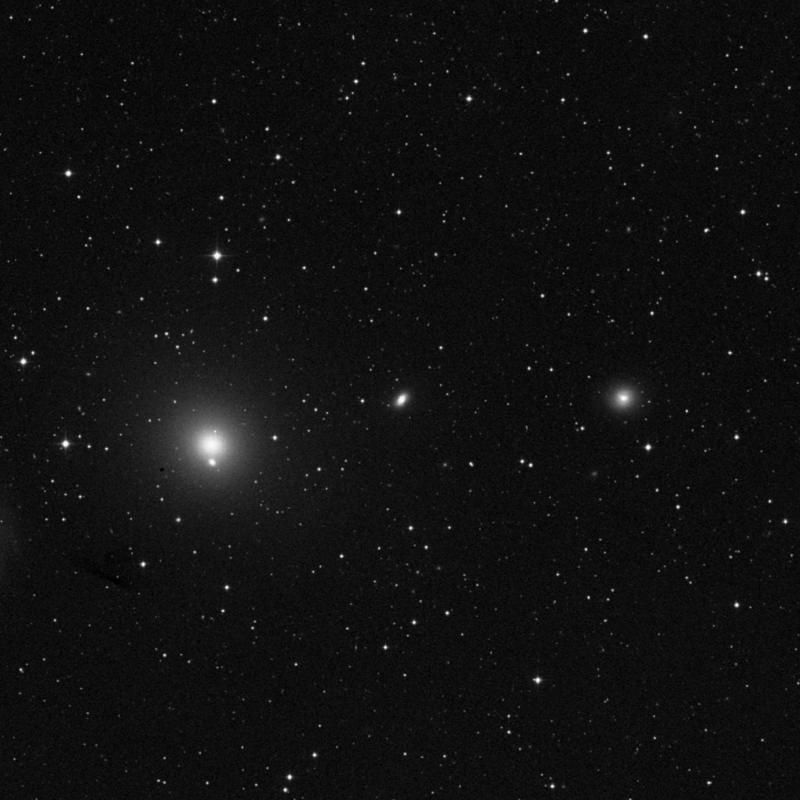 Image of NGC 5845 - Elliptical Galaxy star