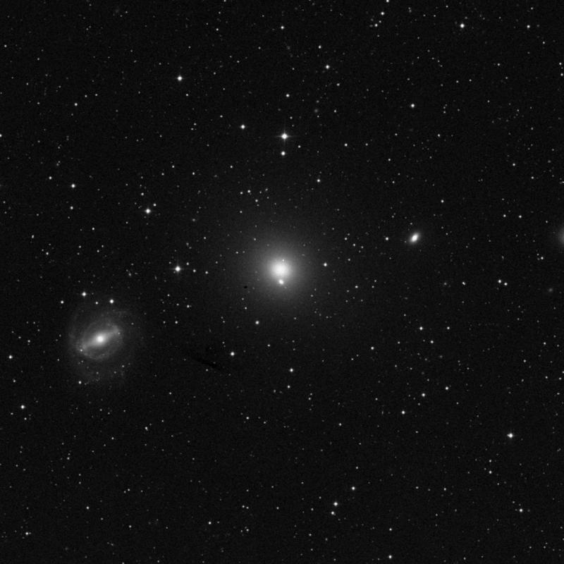 Image of NGC 5846A - Elliptical Galaxy star