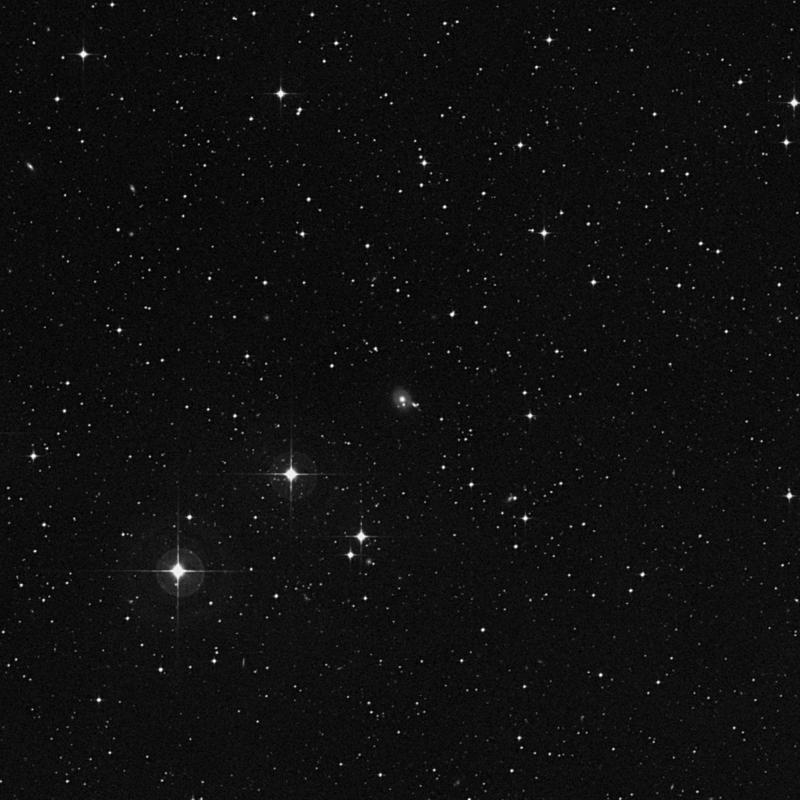 Image of NGC 5849 - Lenticular Galaxy star