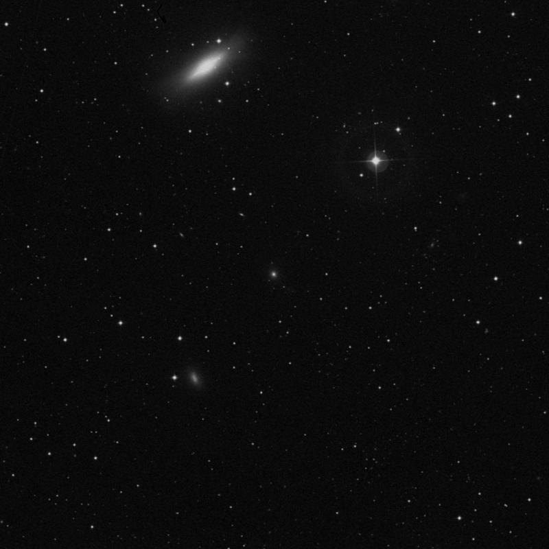 Image of NGC 5862 - Elliptical Galaxy in Draco star