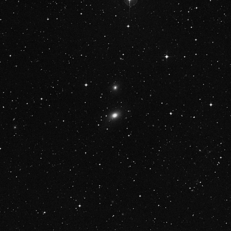 Image of NGC 5869 - Lenticular Galaxy star