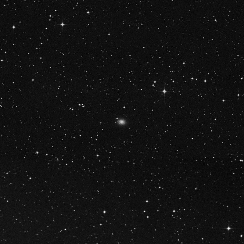 Image of NGC 5890 - Lenticular Galaxy in Libra star