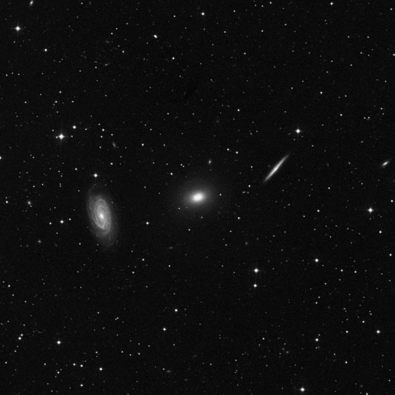 Image of NGC 5982 - Elliptical Galaxy star