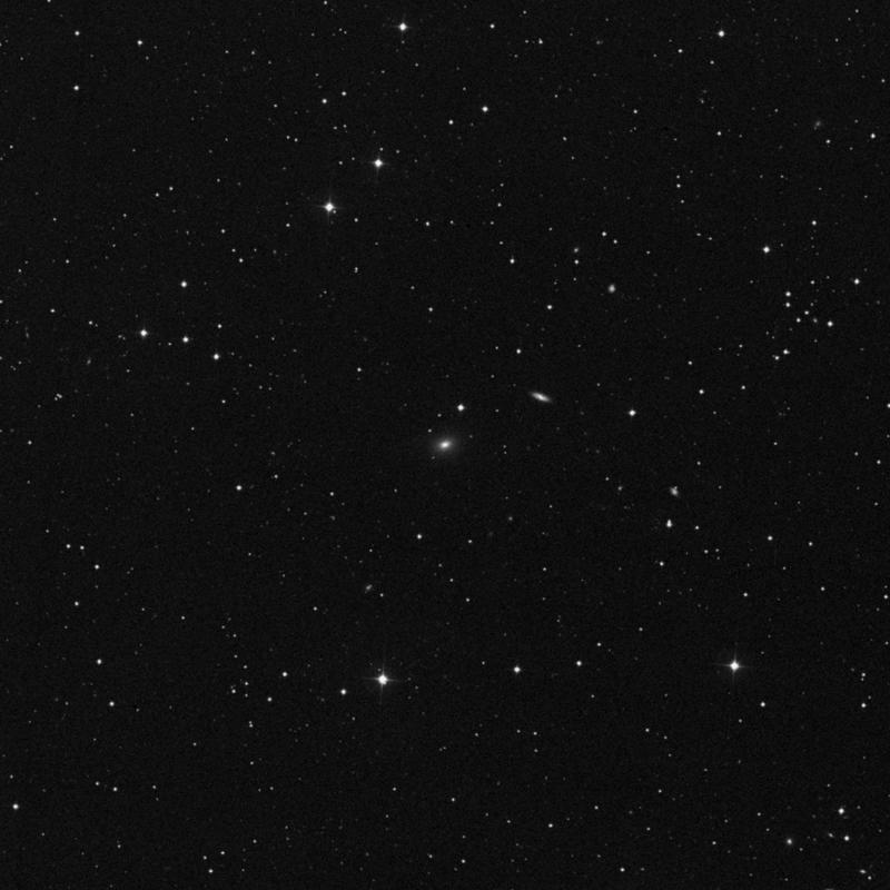 Image of NGC 6091 - Elliptical Galaxy in Ursa Minor star