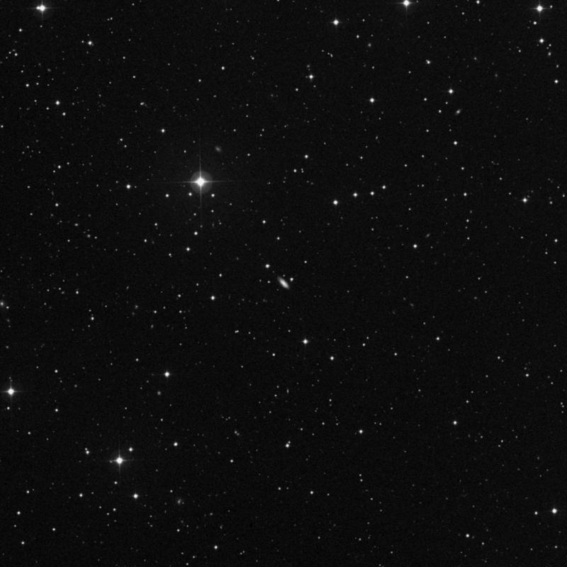 Image of NGC 6135 - Galaxy star