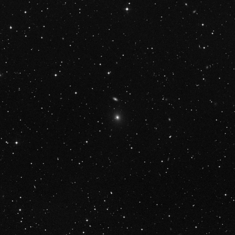 Image of NGC 6251 - Elliptical Galaxy in Ursa Minor star
