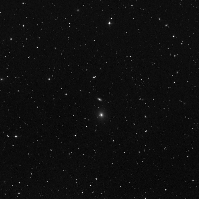 Image of NGC 6252 - Spiral Galaxy in Ursa Minor star