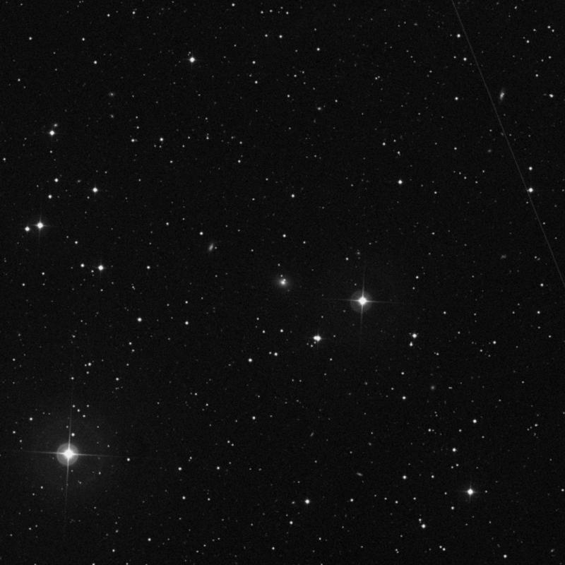 Image of NGC 6258 - Elliptical Galaxy star