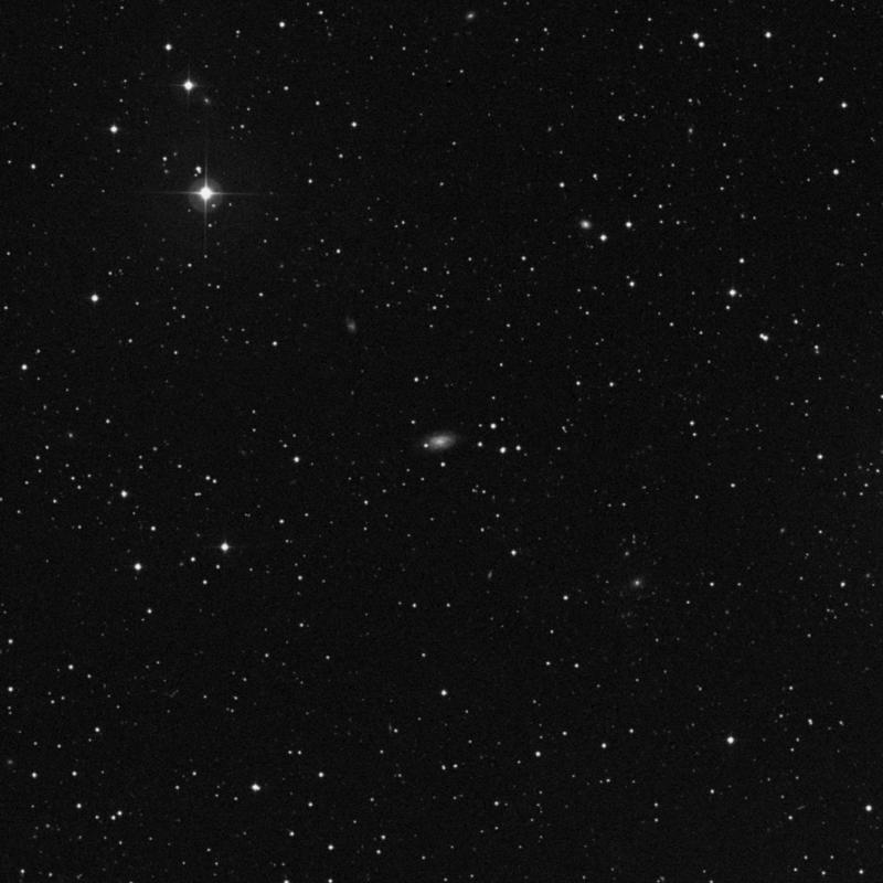 Image of NGC 6292 - Intermediate Spiral Galaxy in Draco star
