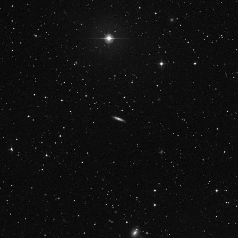 Image of NGC 6310 - Spiral Galaxy star