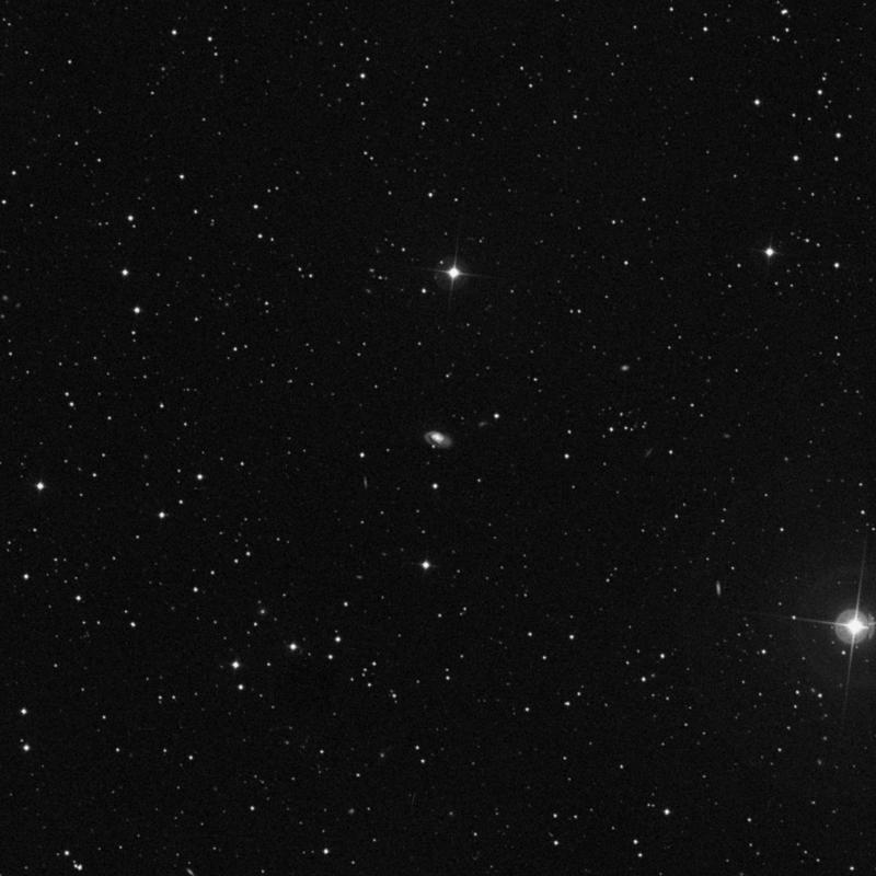 Image of NGC 6324 - Spiral Galaxy in Ursa Minor star