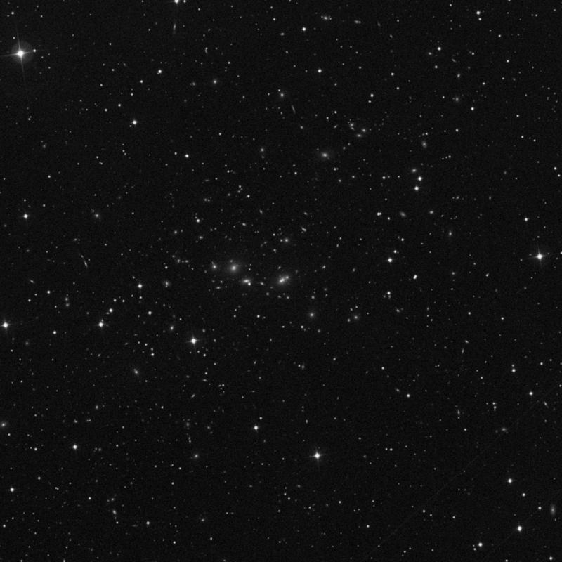 Image of NGC 6331 - Elliptical Galaxy in Ursa Minor star