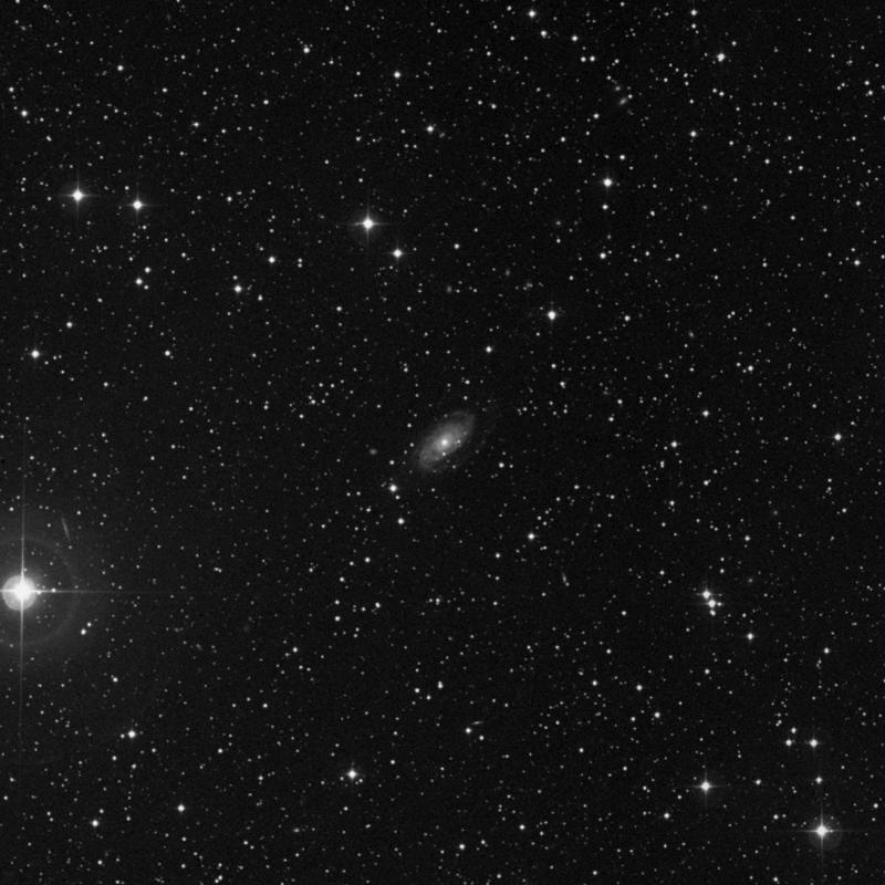 Image of NGC 6389 - Spiral Galaxy star