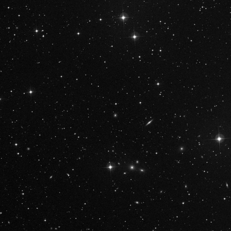 Image of NGC 6423 - Barred Spiral Galaxy star
