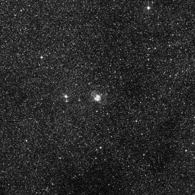 Image of NGC 6445 (Little Gem) - Planetary Nebula star