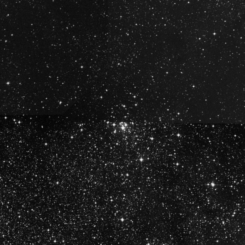 Image of Messier 21 - Open Cluster star