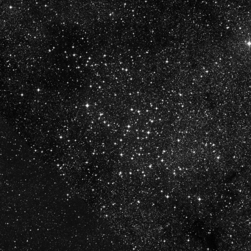 Image of Messier 23 - Open Cluster star