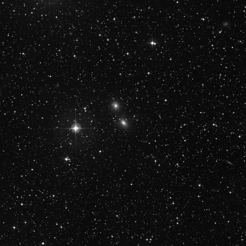 Image of NGC 6500 - Spiral Galaxy star