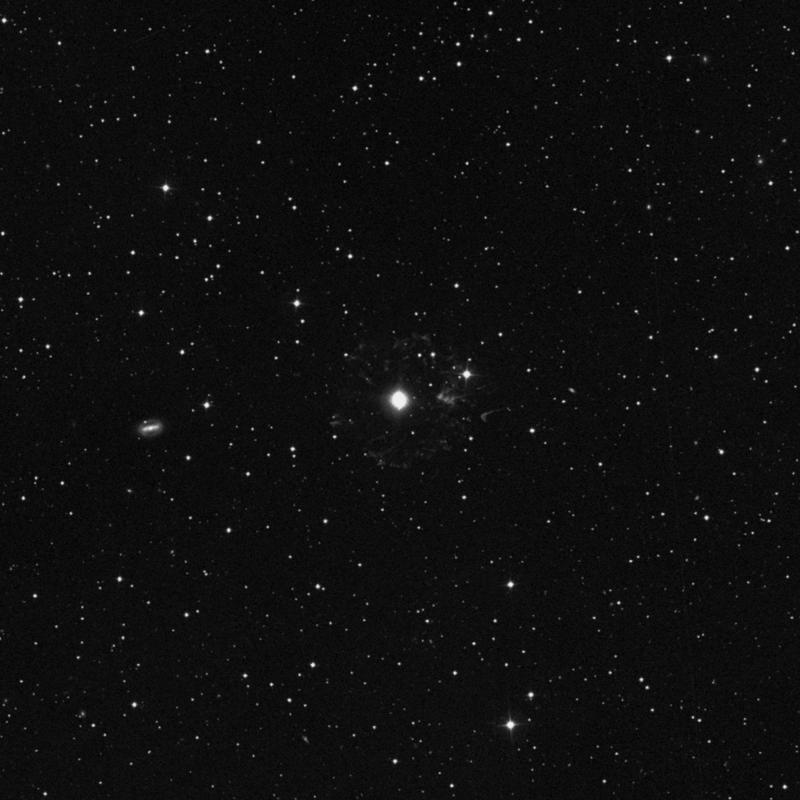 Image of NGC 6543 (Cat's Eye Nebula) - Planetary Nebula star