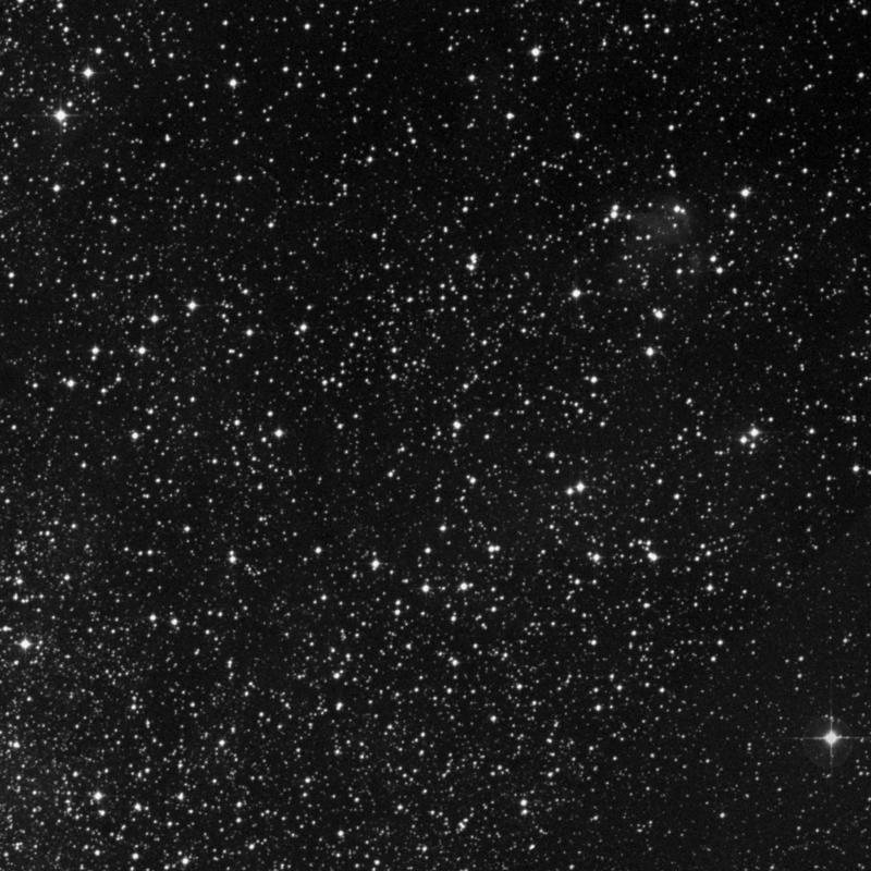 Image of NGC 6554 - Open Cluster star