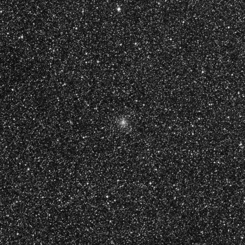 Image of NGC 6558 - Globular Cluster star