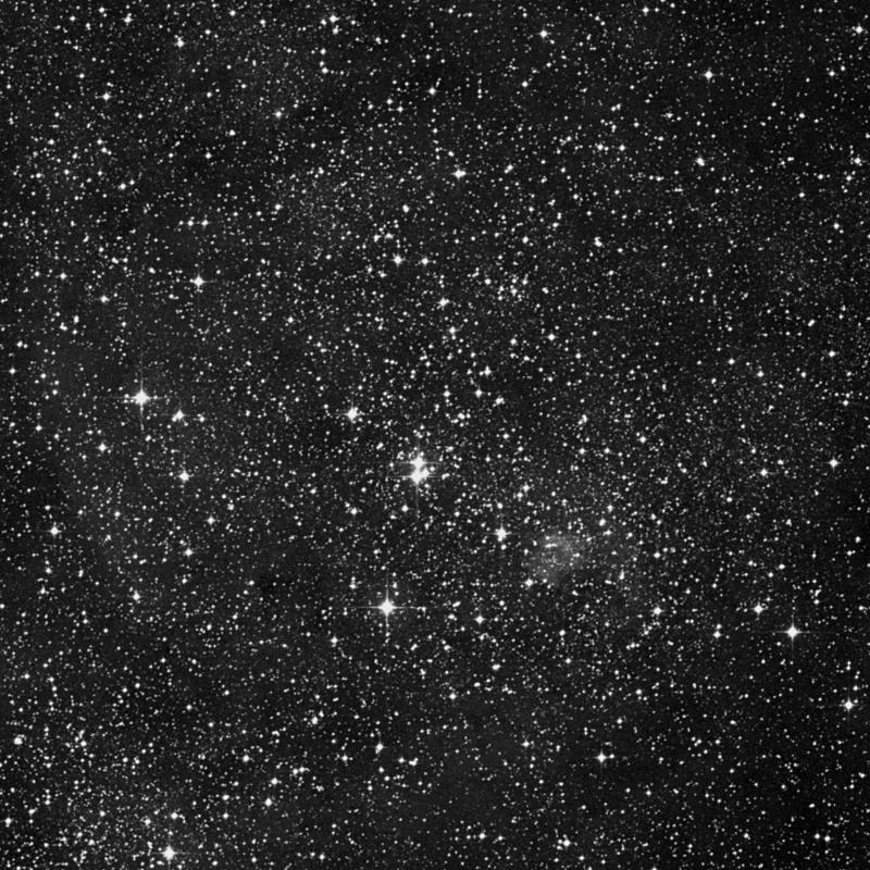 Image of NGC 6561 - Open Cluster star