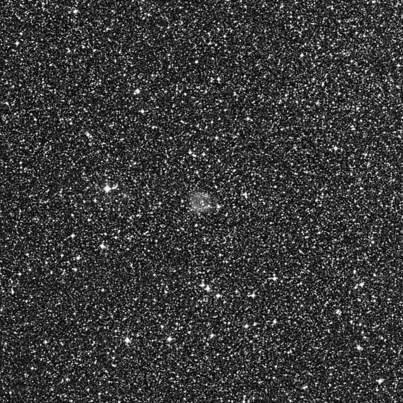 Image of IC 1295 - Planetary Nebula in Scutum star