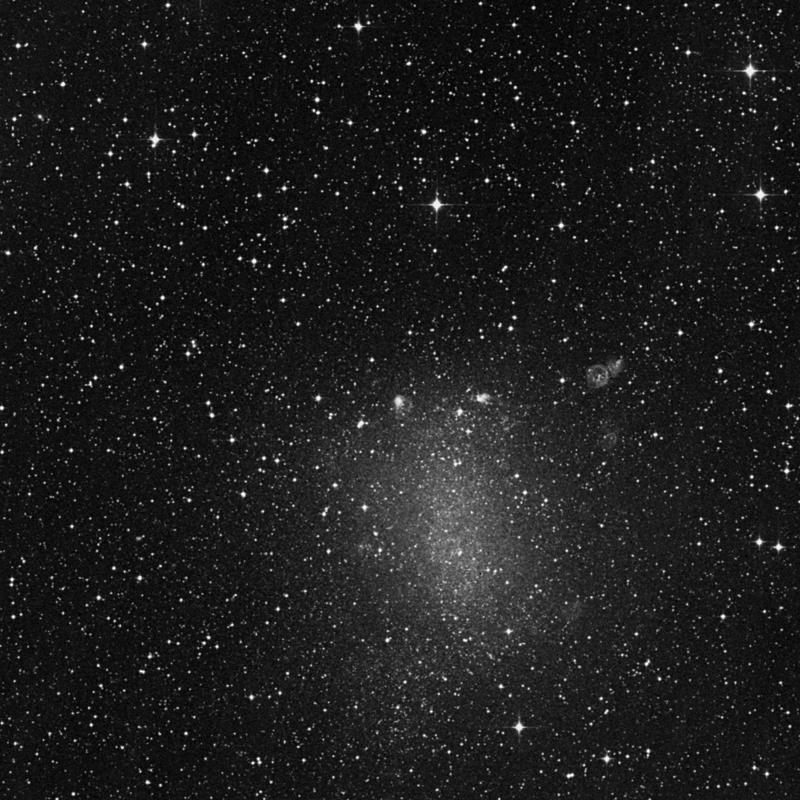 Image of IC 1308 - HII Ionized region star