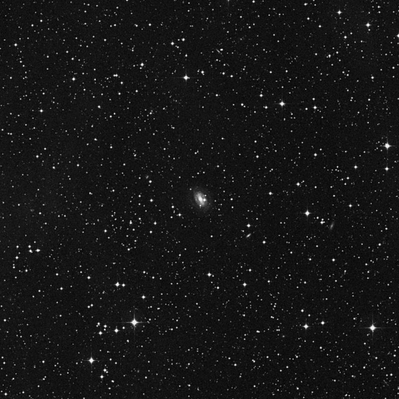 Image of IC 1313 - Spiral Galaxy in Capricornus star