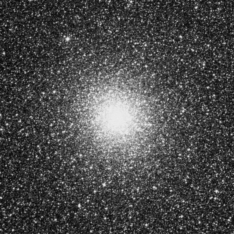 Image of Messier 22 (Great Sagittarius Cluster) - Globular Cluster star