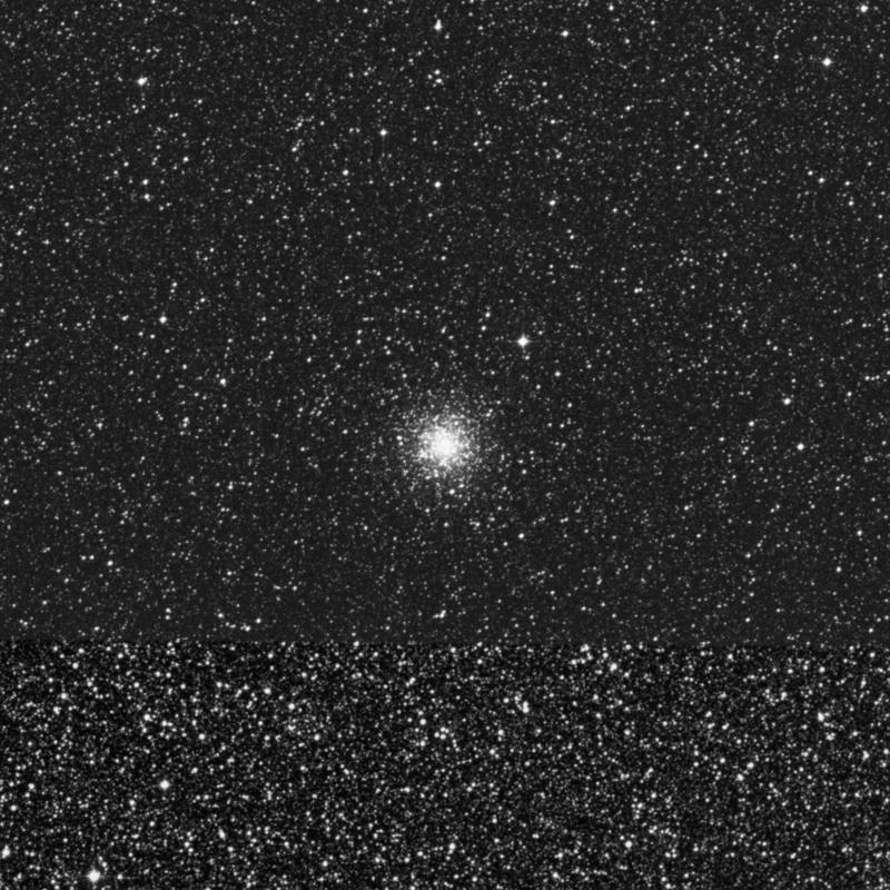 Image of Messier 69 - Globular Cluster star