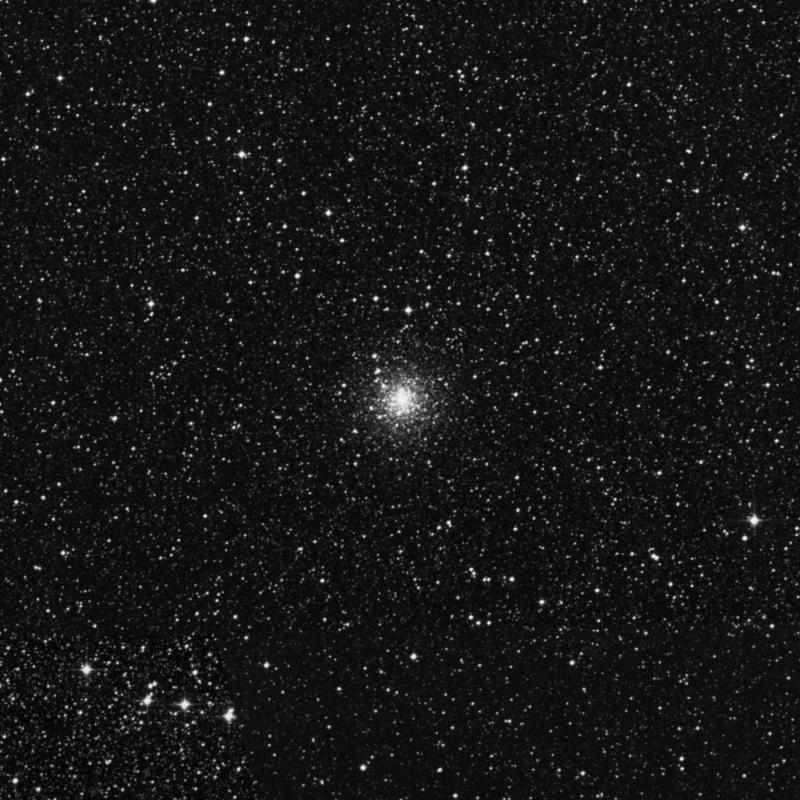 Image of Messier 70 - Globular Cluster star