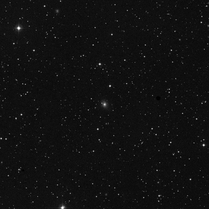 Image of NGC 6598 - Spiral Galaxy star