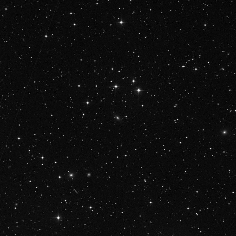 Image of NGC 6601 - Elliptical/Spiral Galaxy star
