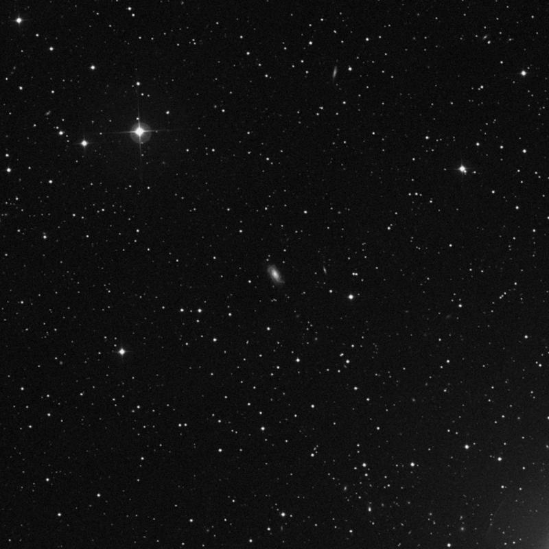 Image of NGC 6651 - Spiral Galaxy star